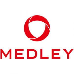 株式会社メドレー(Medley' Inc.)のロゴマーク