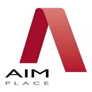 株式会社エイムプレイス(AIM PLACE'Inc.)のロゴマーク