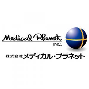 株式会社メディカル・プラネットのロゴマーク