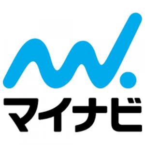 株式会社マイナビのロゴマーク