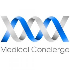 株式会社 メディカル・コンシェルジュ(Medical Concierge Co.'Ltd.)のロゴマーク