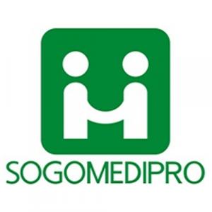総合メディプロ株式会社のロゴマーク