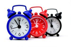 働きやすい、時間を選ぶ